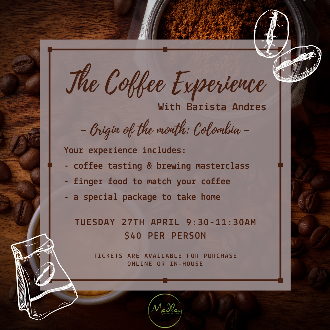 Medley_ SNS Autumn 2021 The Coffee Experience Colombia