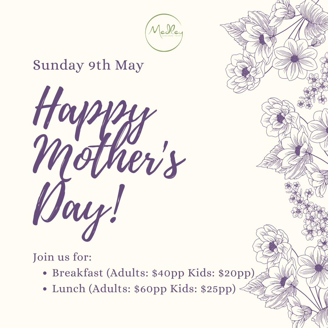 Mother's Day - Sun 9th May