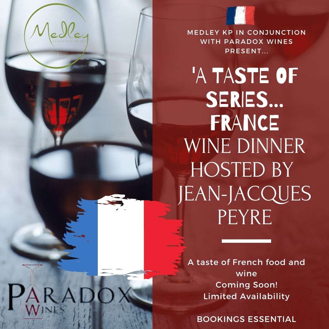 Medley A Taste of Series France